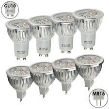 4/10x High Power GU10/MR16 6W=50W LED Bulbs Spotlight Warm/ Day White Light Lamp