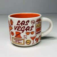 Starbucks 2oz  LAS VEGAS, Nevada BEEN THERE mini mug Ornament Cup - 2019