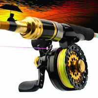 6+1 Ball Bearings  Gear Ratio Smooth Left Right Fishing Reel Tackle  Tool