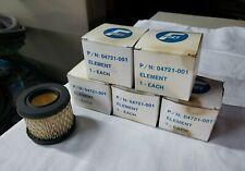 Lot of (5) 04721-001 Fife Hydraulic Filter Elements NIB!