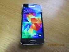 Samsung Galaxy S5 Mini SM-G800F - 16GB - Charcoal Black (EE) Used - D8987