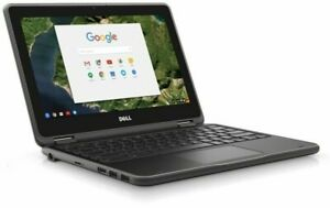 """Dell Chromebook 11 3189 11.6"""" N3060 4GB 16GB SSD 2-in-1 Touchscreen P26T"""