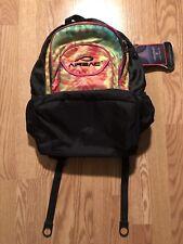 Airbac Backpack Groovy Tie Die/Pink Straps New NWT