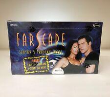 Farscape Season 4 - Sealed Trading Card Hobby Box - Season Four, 2003