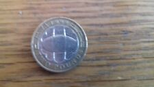 £2 COIN  1999 RUGBY WORLD CUP