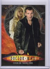 Doctor Who Season 1 Promo Carta DW-SD2007 Sdcc Ninth Doctor Rosa Inkworks