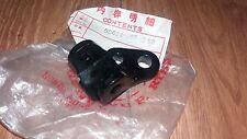 NOS HONDA ELSINORE XL 250 76 XL 350 76-78 L/H FOOT PEG BRACKET 50624-385-000