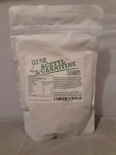 Acetyl L-Carnitine (ALCAR) Powder 250g (500 Servings), Mood Support, Learning