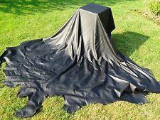Lederhaut Farbe schwarz***TOP-Qualität***riesengroß 4,37m²