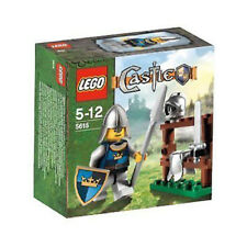 LEGO 5615 THE KNIGHT Castle Legos Set Knights Retired KINGDOM Sealed Box NEW