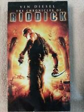 The Chronicles Of Riddick , Vin Diesel 2004 Vhs Movie