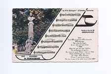 CARTE POSTALE LILLE MONUMENT DE DESROUSSEAUX