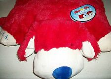 Pillow Pets Boys Girls United States USA Stars & Stripes Puppy Bed Plush Animal