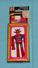"""vintage Shogun Warriors 3"""" DRAGUN in box Collector's Mattel"""