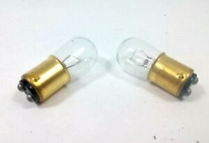 Pair of Courtesy Light Bulbs Wagner Lighting 1004