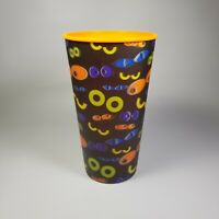 Holographic Halloween Cup - Halloween Eyes