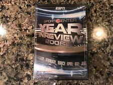 Sports Center Year In Review 2006 New Sealed Dvd! ESPN Miami Heat NBA