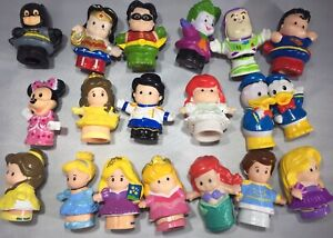 Fisher Price Little People Lot Of 19