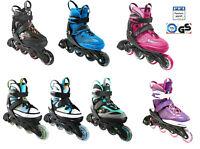 TOP Kinder Inliner Jugend Softboot Inlineskates Skates Inliner ABEC Gr.29 - 41