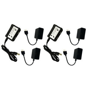 2set Charger&Conversion Line for RC Drone MJX B5W F20 Bugs 5W JJRC X5