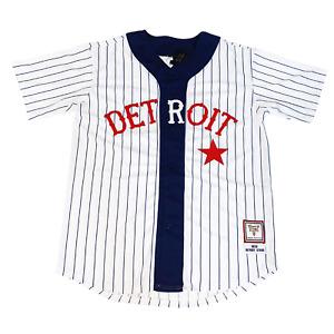 Detroit Stars Baseball Jersey Negro Leagues Tigers Miguel Cabrera
