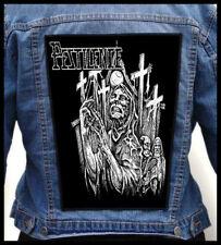 PESTILENCE  --- Huge Jacket Back Patch Backpatch