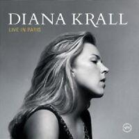 "DIANA KRALL ""LIVE IN PARIS"" CD NEUWARE"