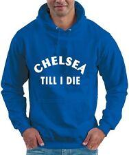 Cotton Hooded Regular Hoodies & Sweats Chelsea for Men