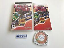 Capcom Puzzle World - Sony PSP - PAL FR - Avec Notice