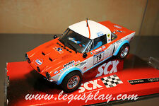 Slot SCX Scalextric 63770 Fiat 124 Spyder S. Parrini - New