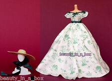 Scarlett O'Hara Timeless Treasures Fashion Barbie Doll Gone with the Wind BBQ
