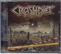 CRASHDIET THE SAVAGE PLAYGROUND SEALED CD NEW 2013