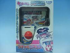 New Tatsunoko Time Bokan Yatterman Gacya Mini Machine EMS from JP fast shipping
