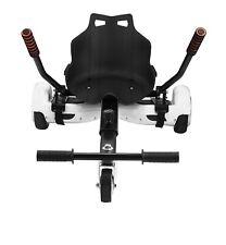 "Black Attachment Go Kart Seat Holder for 6.5"" 8"" 10"" balance scooter"