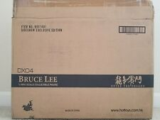 Hot Toys Sideshow Exclusive Enter The Dragon Bruce Lee Figure DX 04 1/6th 12inch