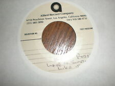 Kenny Rogers 45 Love Or Something Like It TEST PRESSING