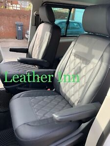 Vw Transporter T4 Seat Covers 2 Captain Seats Only