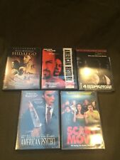 Lot of 5 DVDs Movies Drama Horror Psychological Thrillers Spoff Hildalgo Scary