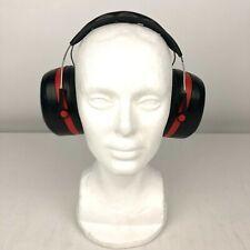 3M Tekk Protection PELTOR Hearing Protection Headphones Over The Head Ear Pro
