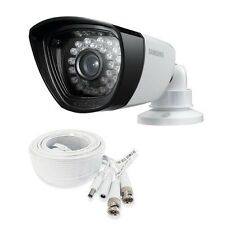 Samsung SDC-7340BCN WeatherProof Camera CCTV Night Vision + BNC Cable SDC-7340