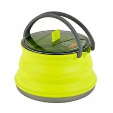 Sea to Summit Lightweight X-pot Collapsible Silicon and Aluminium Kettle 1300ml