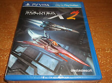 SOLDNER X2 Final Prototype Brand New Playstation VITA GAME Limited Run