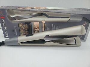 "Remington Pro 1"" Multi Styler Styling Iron Straight Waves Curls Hair Corded"