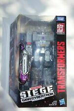 Hasbro Transformers Siege War For Cybertron WFC-S12 MEGATRON Action Figure