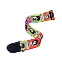 D'Addario - Planet Waves Beatles Guitar Strap Poly Sgt Peppers
