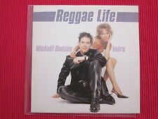 CD SINGLE INDRA MICKAEL DAMIAN REGGAE LIFE 1999