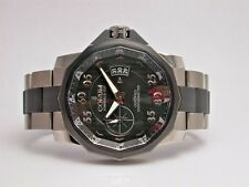 CORUM ADMIRALS CUP COMPETITION 48 LIMITED PRODUCTION AUTOMATIC STEEL MENS WATCH