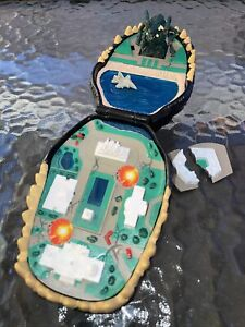 Trendmasters Godzilla Biollante Micro Battle Playset Supercharged Head