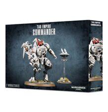Warhammer 40k Tau Commander NIB