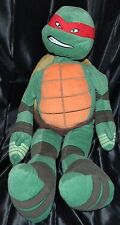 "30"" Raphael Jumbo Teenage Mutant Ninja Turtles Plush Dolls Toys Boys Red Rapheal"